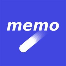 MemoWallet: Quick Memo Notes