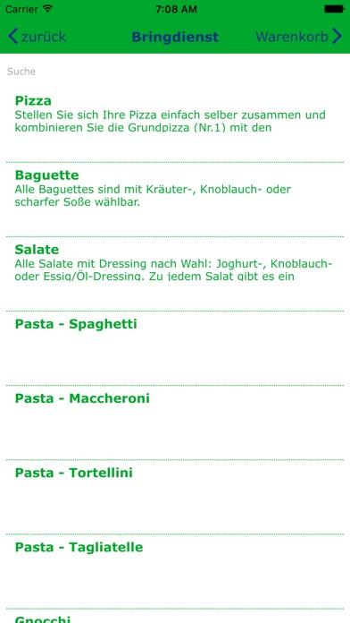 Pizzeria Picco Bello - LengedeScreenshot von 2