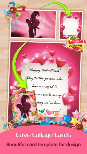 Love Greeting Cards Maker - Picture Frames for Valentine\'s Day ...
