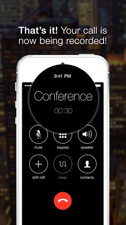 TapeACall Pro - Call Recorder For Phone Calls app image