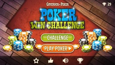 Poker - Win Challenge screenshot one