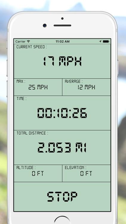 Cyclo - Bike Speedometer, Bicycle Computer