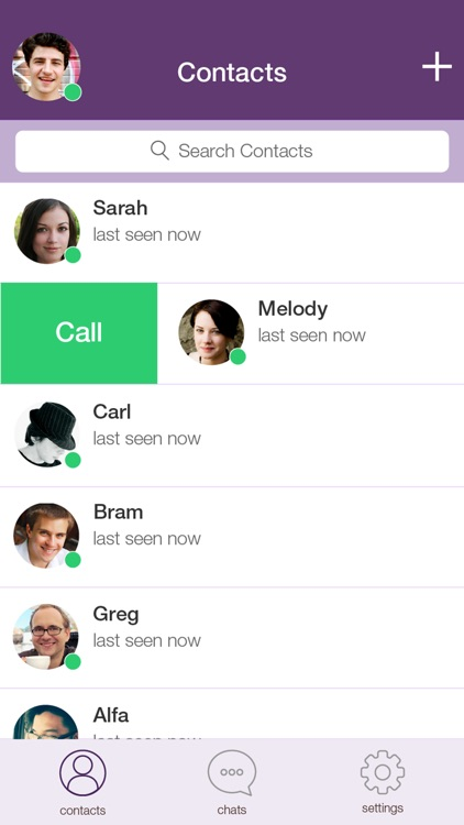 StealthChat: Encrypted Chats screenshot-4