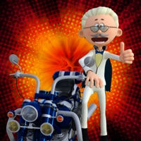 Codes for Angry Grandpa Racing - Crazy Old Man with Motorbike Hack