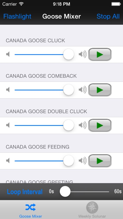 Goose Call Mixer screenshot-3