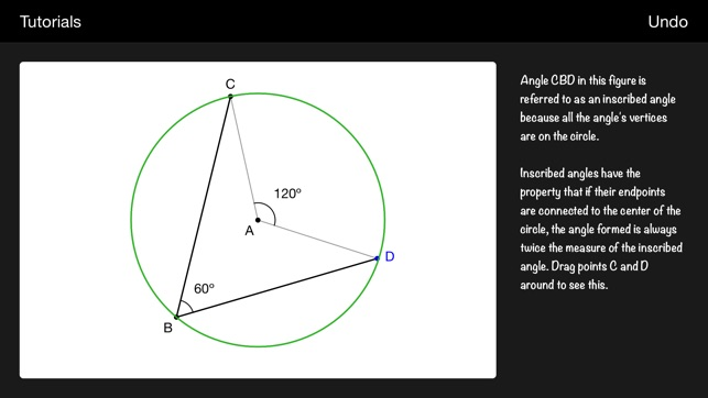 Isosceles geometry sketchpad on the app store ccuart Images