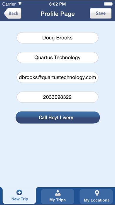 Hoyt Livery App 3