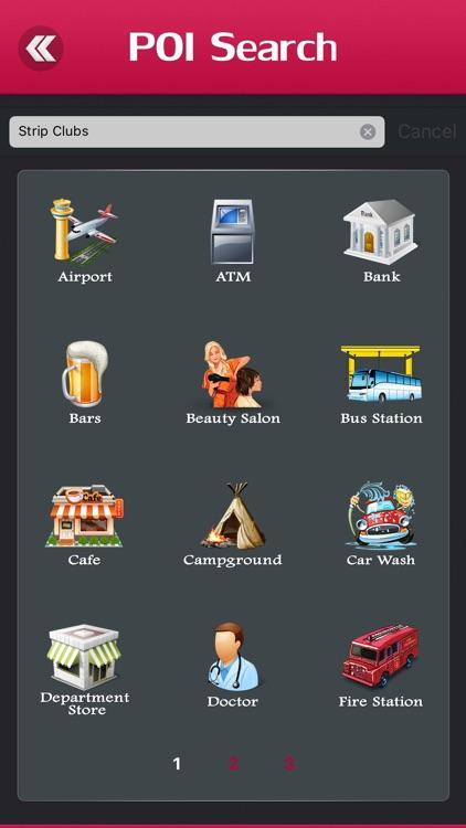California Strip Clubs screenshot-3