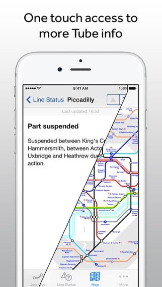 Tube Exits London review screenshots