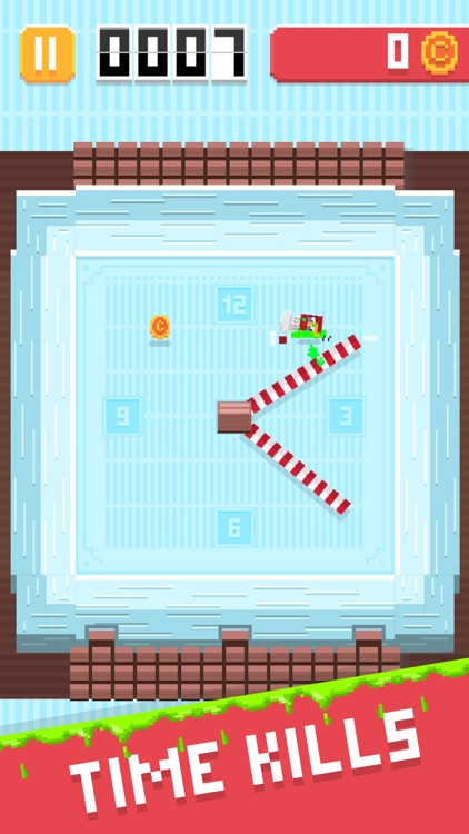 Fly O'Clock - Endless Jumper Survival screenshot-3