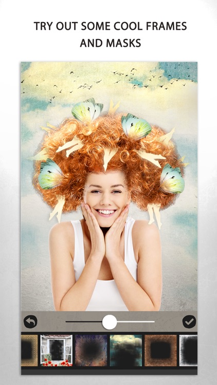 Surreal wigs – Creative hairstyles to edit your photos screenshot-4