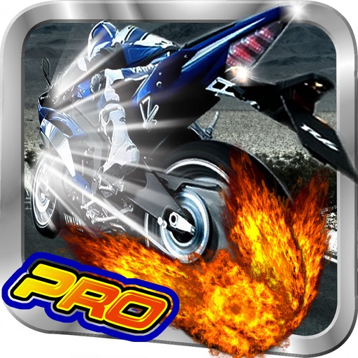A Fire Motor Bike Pro - Addicting Motorcycle Racing Game icon