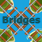 Bridges Brain Train: Logic puzzles for people who love to connect
