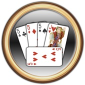 GrassGames Cribbage for iPad