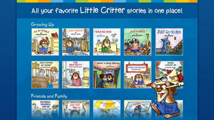 Little Critter Library - School Edition screenshot-0