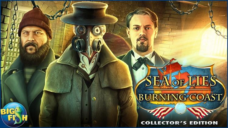 Sea of Lies: Burning Coast - A Mystery Hidden Object Game (Full) screenshot-4