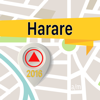 Harare Offline Map Navigator and Guide