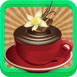 Coffee Maker – Make latte in this chef cooking game for little kids