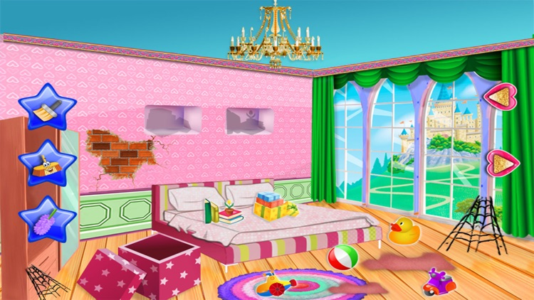 Princess Baby Room Cleaning Games For Girls By Tmdgames Mesmerizing Baby Room Cleaning Games