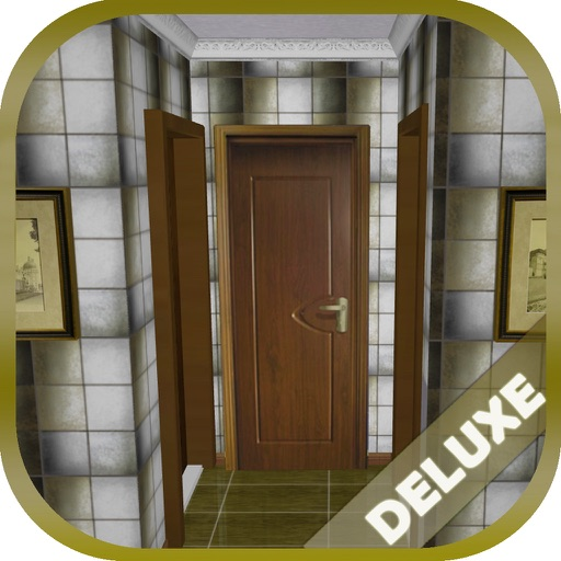 Can You Escape 16 Horror Rooms Deluxe icon