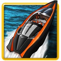 Jet Boat Speed Racer Pro