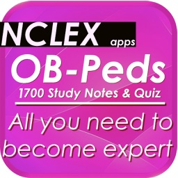 NCLEX Obstetrics Pediatrics (Ob/Ped) +2500 notes & quiz