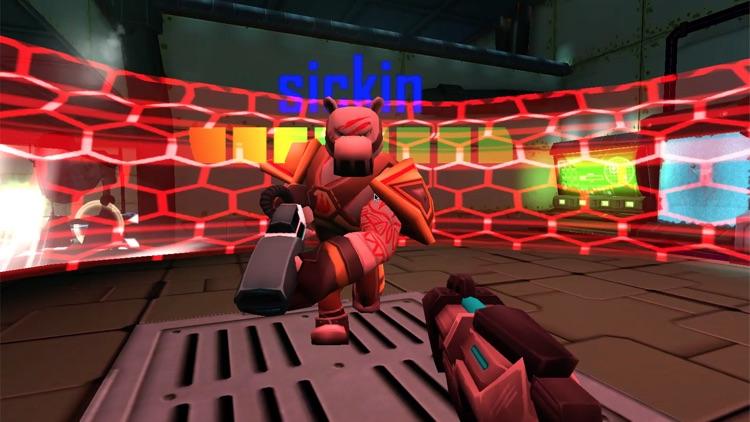 OVERCLOCK FPS Mehrspieler-Shooter screenshot-4