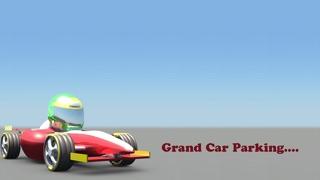壮大なスピードの車の路上駐車のプロ - 車ゲームアプリ自動運転ドリフトシミュレーションフリー戦略無料バス破壊レーシングレースのスクリーンショット1