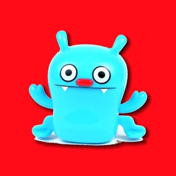 Toy Monster Fun Photo Stickers Play and Share
