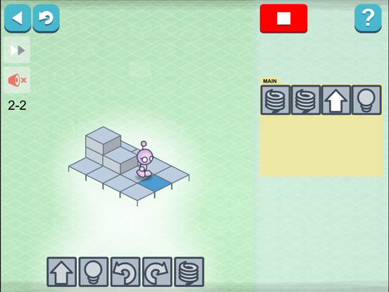 Lightbot Jr : Coding Puzzles for Ages 4+のおすすめ画像1