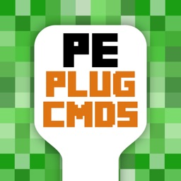 Plug Commands - Custom Keyboard for Plug for Minecraft PE