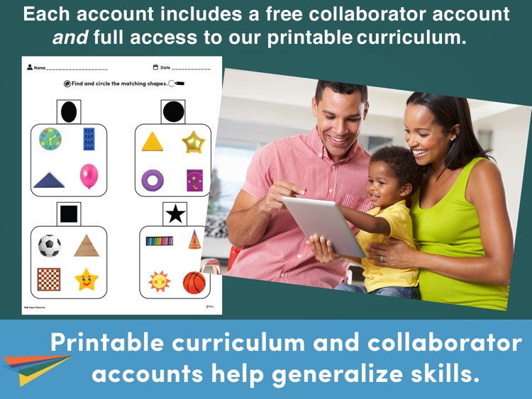 Autism Core Skills - Academic, Communication, and Social Skills Plus Data screenshot-4