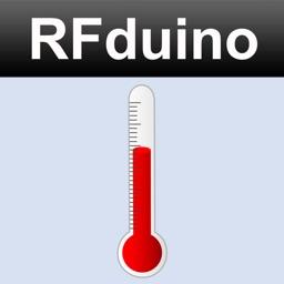 RFduino Temperature Sample