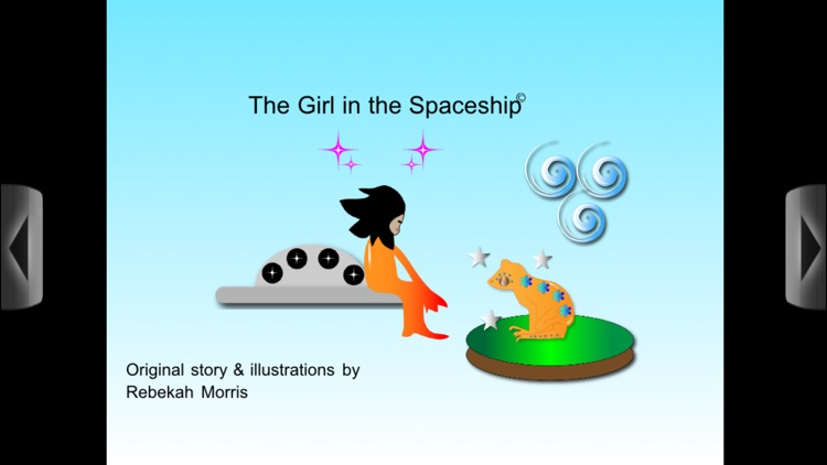 The Girl in the Spaceship