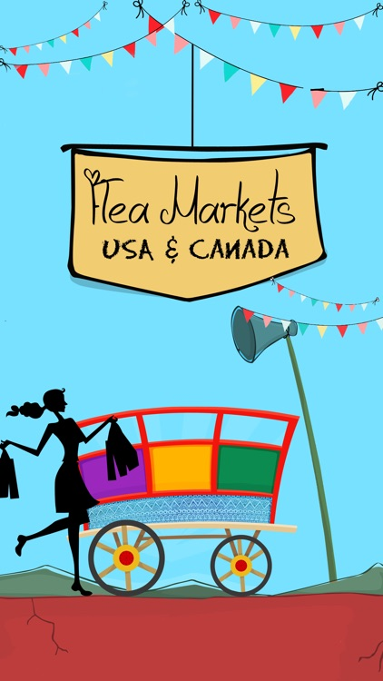 Flea Markets USA and Canada
