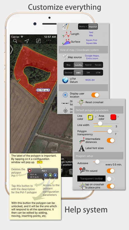 Measure Map Pro. By Global DPI screenshot-4