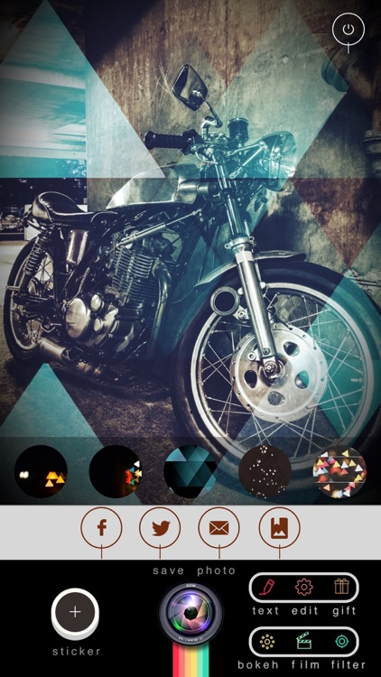 Vintage Camera Photo Editor screenshot-4