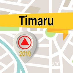 Timaru Offline Map Navigator and Guide