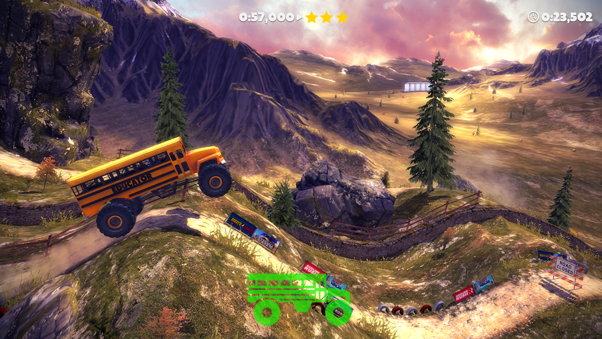 Offroad Legends 2 screenshot 11