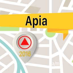 Apia Offline Map Navigator and Guide