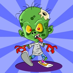 Dead Zombie Fishing Games For Kids Fun and Free