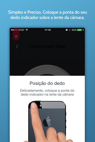 Instant Heart Rate+ HR Monitor screenshot 2