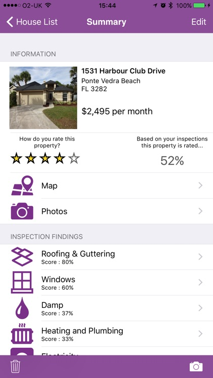 House Inspector  - The home buyer checklist and property visit toolkit. screenshot-0