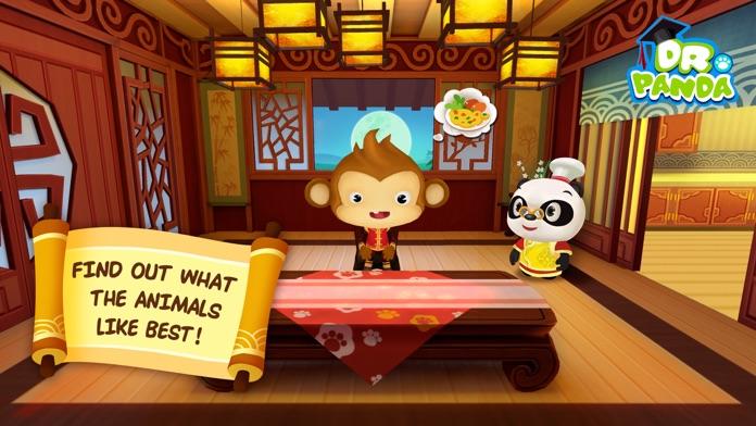Dr. Panda Restaurant Asia Screenshot