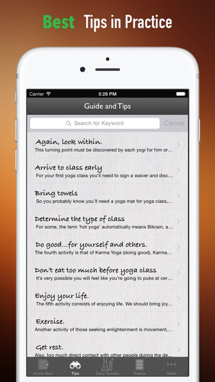 Hatha Yoga 101: Techniques and Tutorials screenshot-3