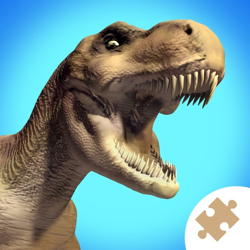 Dinosaurs Prehistoric Animals Jigsaw Puzzles : free logic game for toddlers, preschool kids, little boys and girls