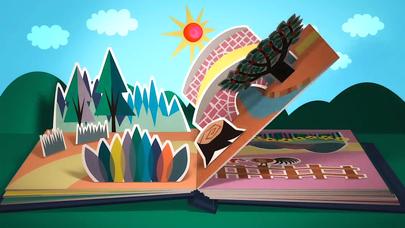 【無料版】ブレーメンの音楽隊 ~ぬりえで遊べる赤ちゃん・子供向けのアニメで動く絵本アプリ:えほんであそぼ!じゃじゃじゃじゃん童謡シリーズのおすすめ画像2