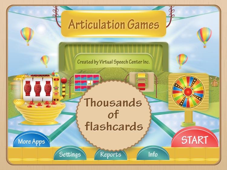 Articulation Games screenshot-0