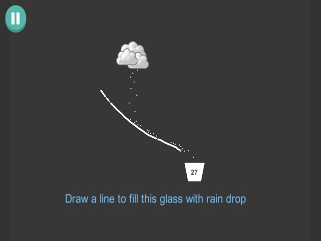 rain physic puzzle on the app store