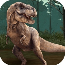 Extreme Wild Crazy Dino 3D shooter simulator game